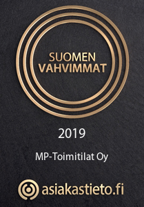 Bisnode Suomen Vahvimmat AA 2019